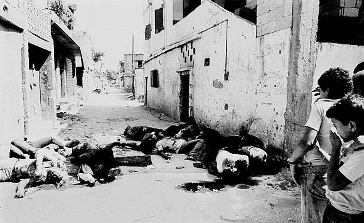 35 عاما على استشهاد 3500 فلسطيني ولبناني في صبرا وشاتيلا