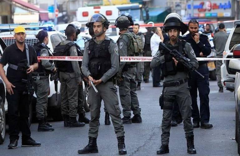 آلاف من الشرطة الإسرائيلية