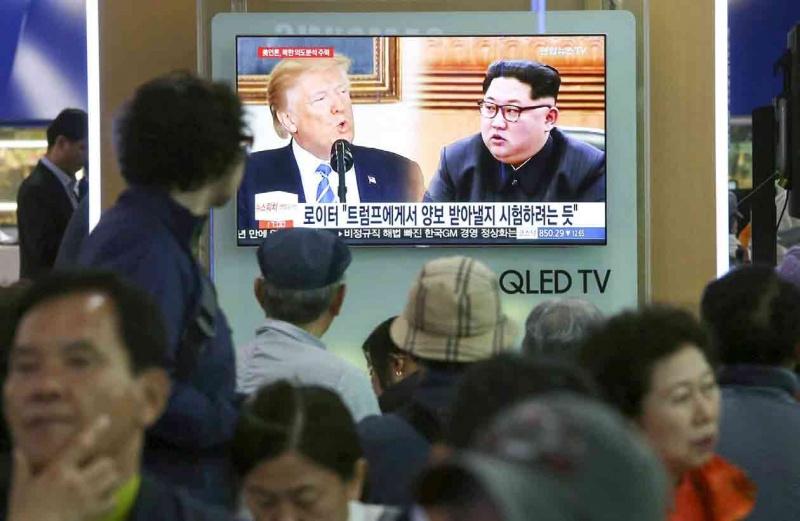 توتر بين بيونغ يانغ وواشنطن ورسالة من كوريا الشمالية ألغت زيارة بومبيو
