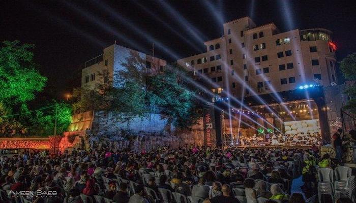 """مهرجان """"وين ع رام"""