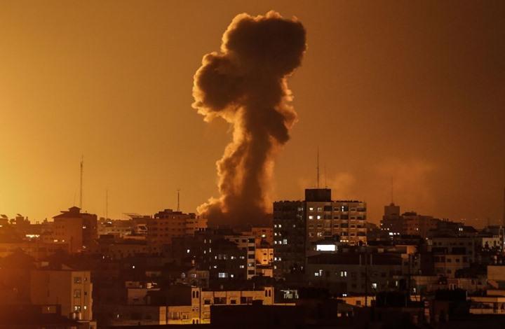 إسرائيل تتوعد غزة