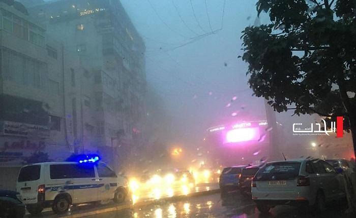 توقعات بسقوط أمطار وحدوث فيضانات يوم الثلاثاء.. وجو حار الخميس
