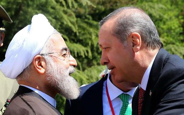 تركيا وإيران.. علاقة