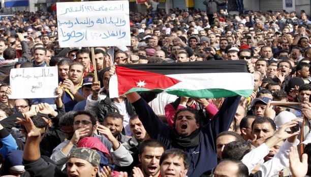 ارتفاع البطالة في الأردن يقلق الحكومة