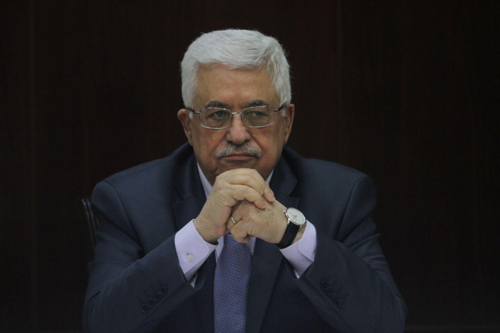 منظمة اسرئيلية ترفع دعوى في محكمة لاهاي ضد الرئيس عباس