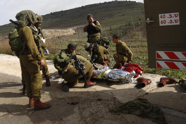 اصابة جندي اسرائيل بجروح إثر تعرضه للطعن في تل أبيب
