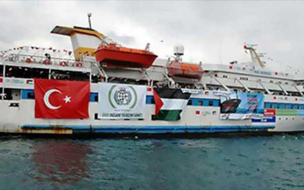 نشطاء أتراك يقولون إن أسطولا بحريا جديدا سيتحدى الحصار الإسرائيلي لغزة
