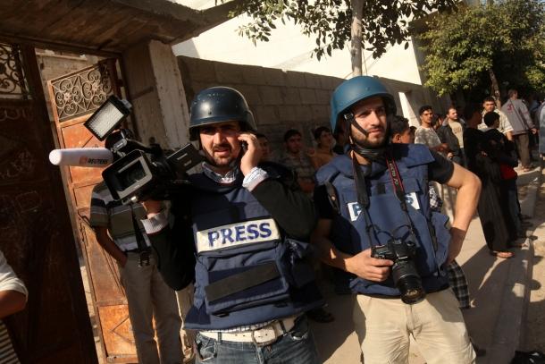 777 صحفيا أجنبيا وصلوا