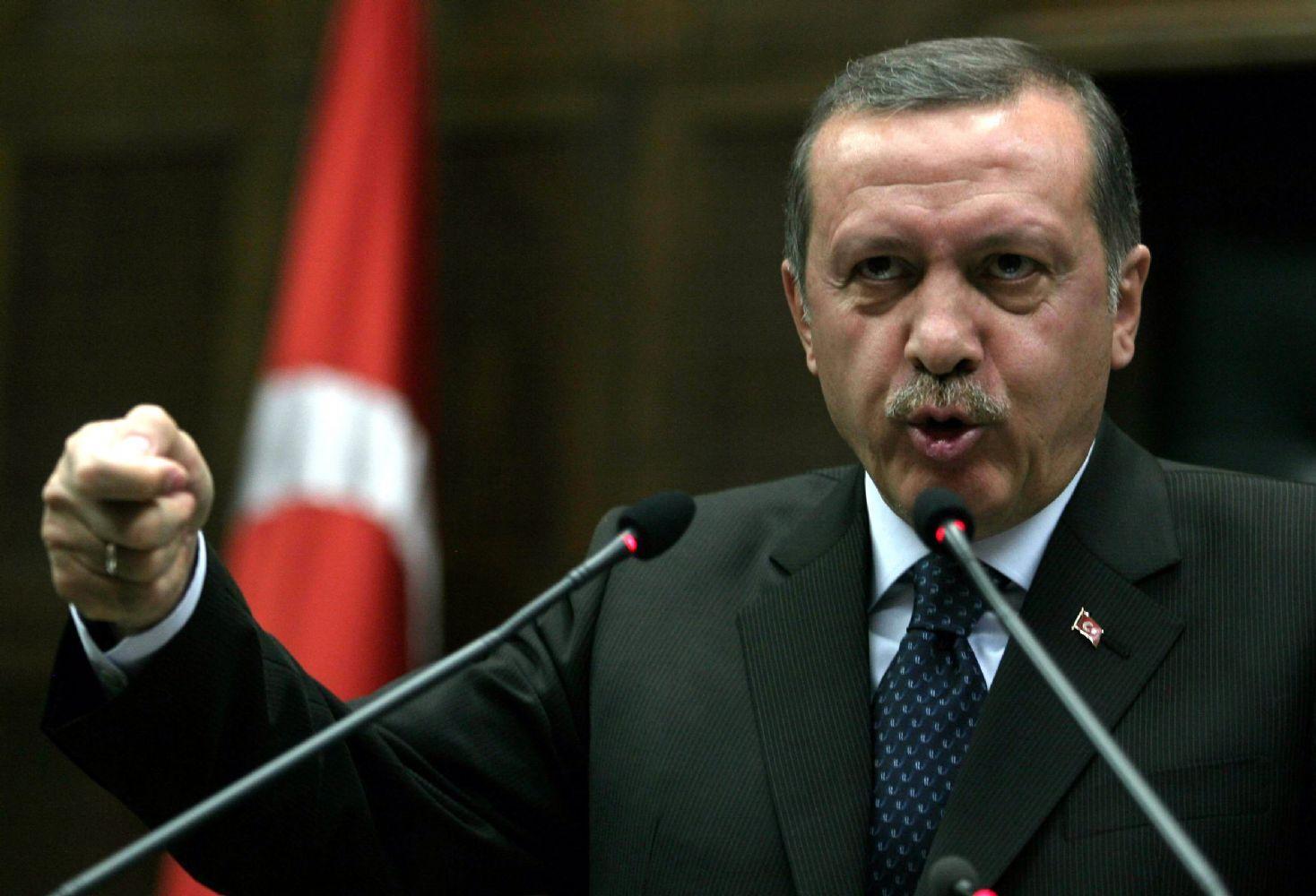 أردوغان: على مجلس