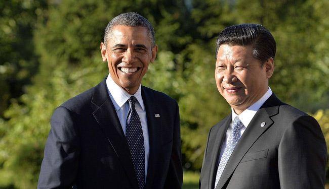 أوباما يعلن تفاهماً أمريكياً صينياً بشأن تغير المناخ