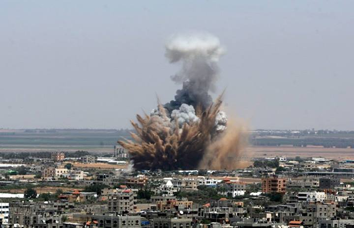 مصر ولربما قطر تقدمان مقترحا لوقف إطلاق النار بين حماس وإسرائيل