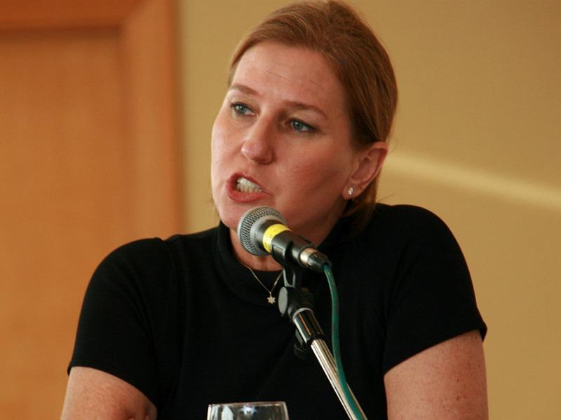 ليفني: هنالك تعاون مصري إسرائيلي لخنق حماس