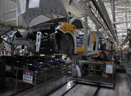 عمال هيونداي موتور في كوريا الجنوبية يصوتون لصالح الاضراب