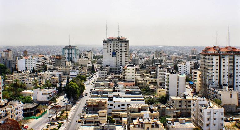 غزة تخشى عدوانا إسرائيليا