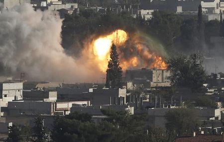 الجيش الامريكي يطلق على عملية التحالف ضد تنظيم الدولة الاسلامية