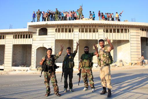 سوريا ستتخذ اجراءات لحماية اراضيها