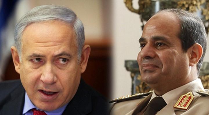 هآرتس: مصر وإسرائيل