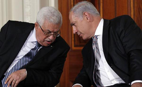 اتصال هاتفي بين عباس