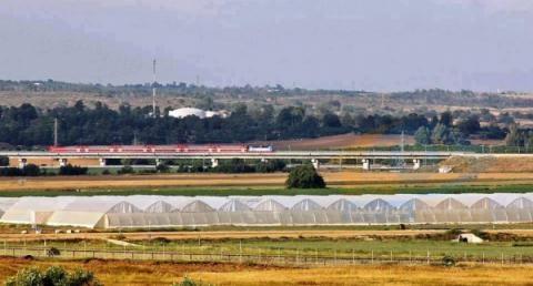 وقف تسيير القطارات إلى سديروت مع قرب انتهاء التهدئة بغزة