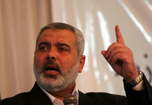هنية يحذر من هدم المسجد الأقصى وتصفية القضية الفلسطينية