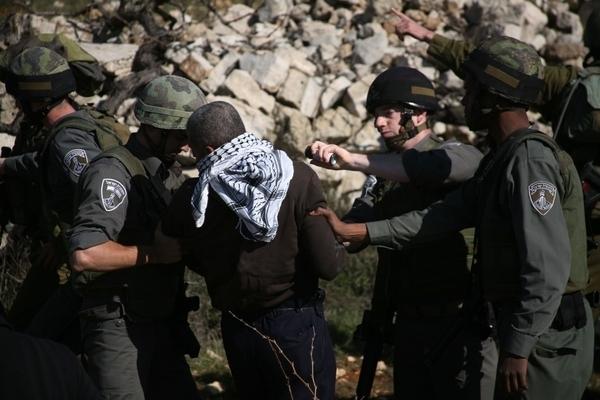 بيت لحم: الاحتلال