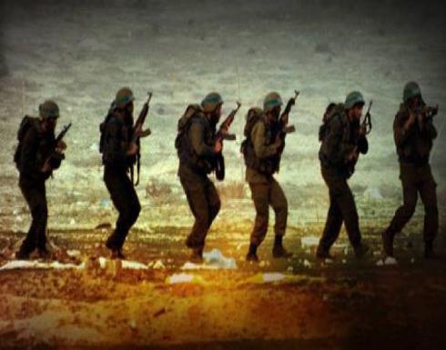 مجندة إسرائيلية :