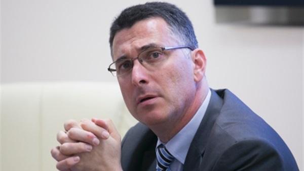 وزير الداخلية الإسرائيلي