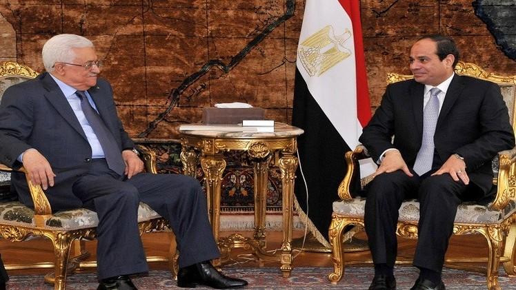 وفد فلسطيني يصل القاهرة