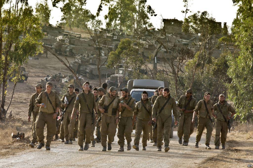 استدعاء 2000 جندي احتياط إسرائيلي إلى محيط غزة