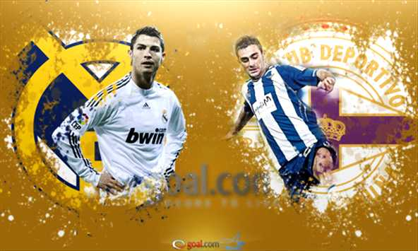 ريال مدريد يُمطر