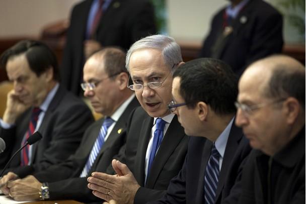 أعضاء في حكومة نتنياهو سربوا بنود اتفاق التهدئة لوقف المفاوضات
