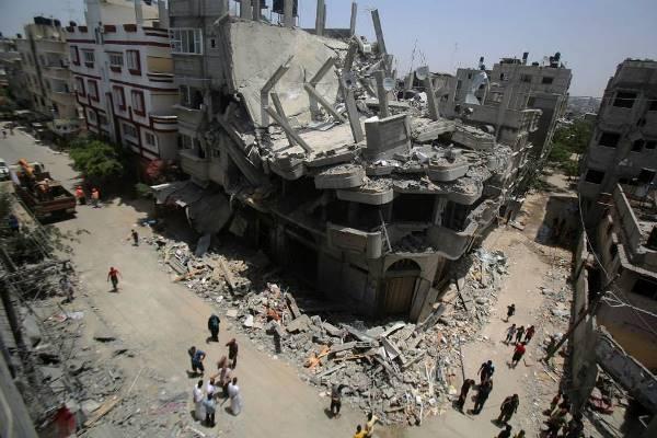 الجيش الإسرائيلي: كل بيت في غزة تنفذ من محيطه عمليات سيتم ضربه