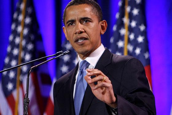 أوباما لشركائه العرب في ضرب