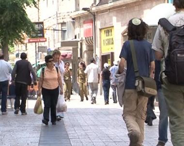 الإسرائيليون من 800