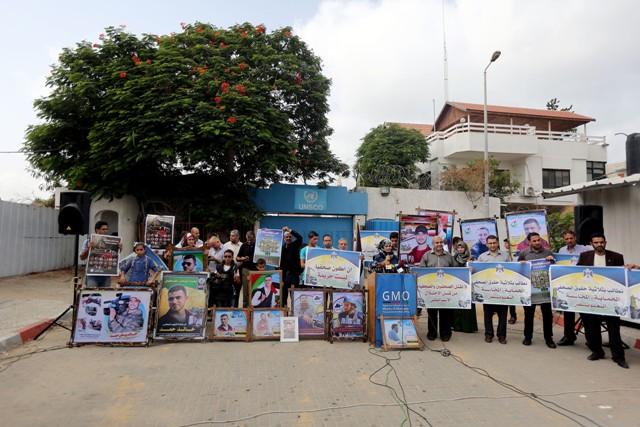 غزة: أهالي الصحفيين