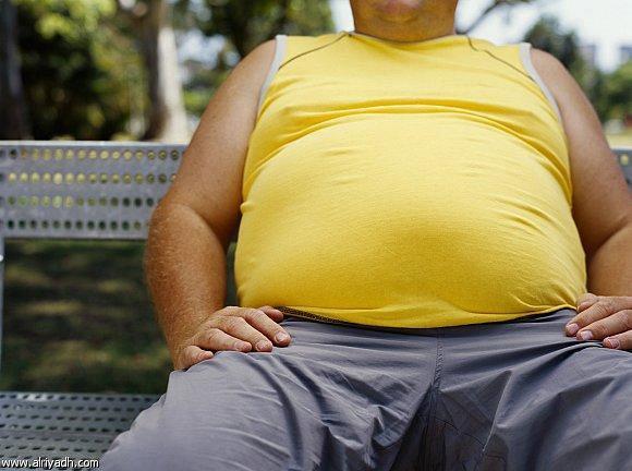 نصف مليون اصابة بالسرطان سنويا بسبب البدانة