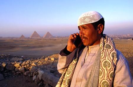 7.53 % زيادة في اشتراكات الهاتف المحمول بمصر نهاية الربع الأول