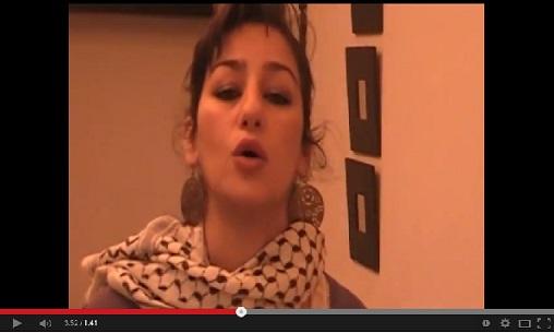 شاهد الحدث/ أغنية نداء للمغربية مريم حليلة.. أغنية بروح فلسطينية وصوت مغربي (فيديو)