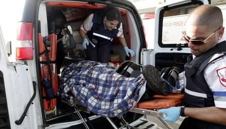 إصابة 40 إسرائيليا