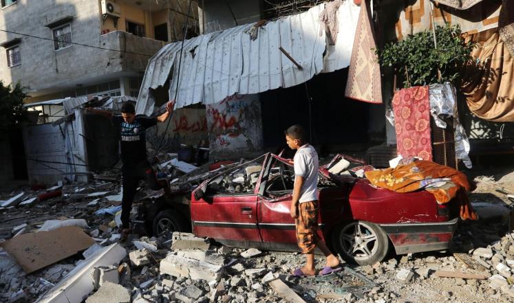 12 مليار شيكل تكلفة العدوان على غزة