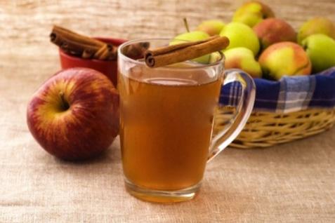 عصير التفاح والقرفة لرشاقتك فى الشتاء