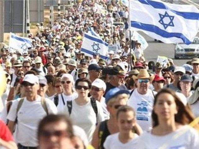 ازدياد عدد سكان إسرائيل