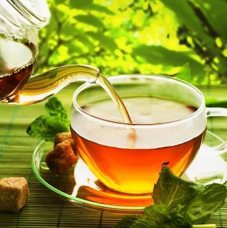 الشاى يقلل خطر الإصابة