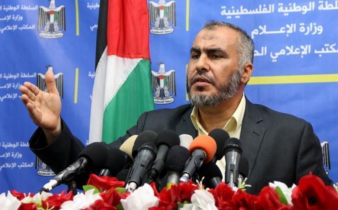 غازي حمد: وزراء الحكومة