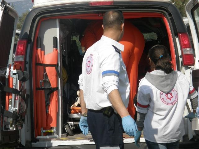 إصابة طفل بجروح خطيرة جراء دهسه في جنين