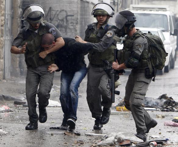 شرطة الاحتلال تعتقل