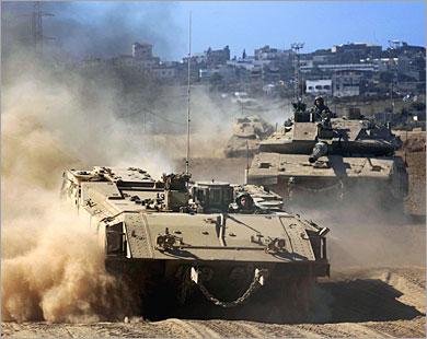 الآليات العسكرية