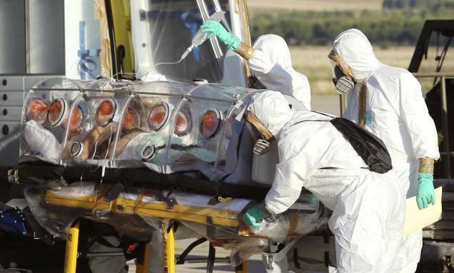 أمريكا تعمل على إجراء فحوصات جديدة للكشف عن الإيبولا