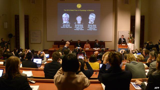 بعد اكتشافهم GPS الدماغ.. نوبل للطب من نصيب ثلاثة علماء