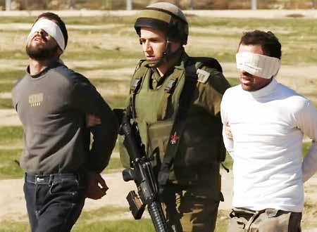 الاحتلال يعتقل 120